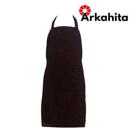 Apron Chef Apron Masak Satu Kantong Cokelat-5