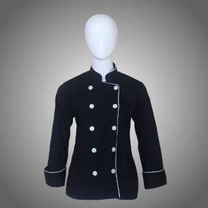 Baju Chef Wanita (Baju Koki Wanita)