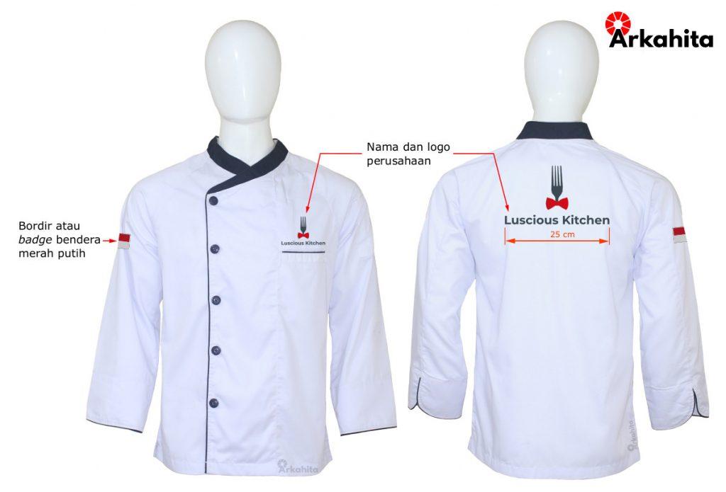 Jasa Bordir Seragam Chef-2